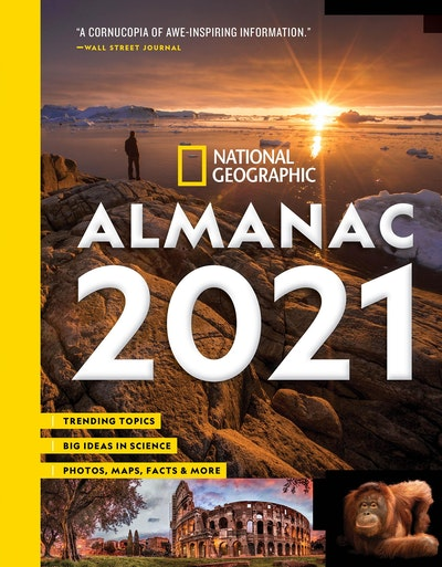 National Geographic Almanac 2021