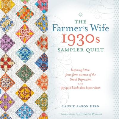 The Farmer's Wife 1930s Sampler Quilt