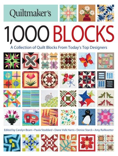 Quiltmaker's 1,000 Blocks
