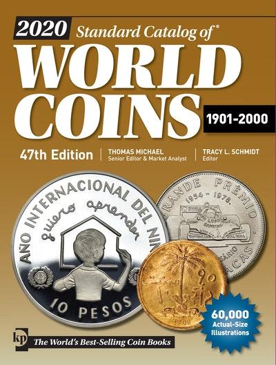 2020 Standard Catalog of World Coins 1901-2000