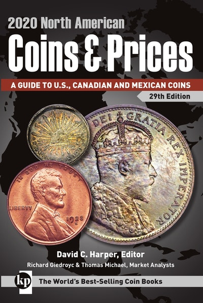 2020 North American Coins & Prices