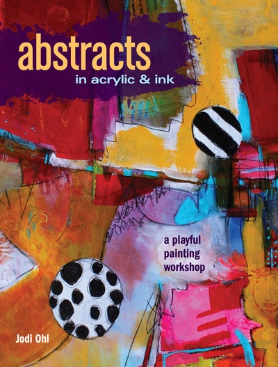 Abstracts In Acrylic and Ink