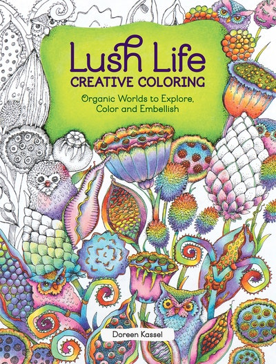 Lush Life Creative Coloring