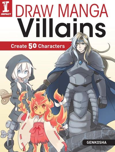 Draw Manga Villains