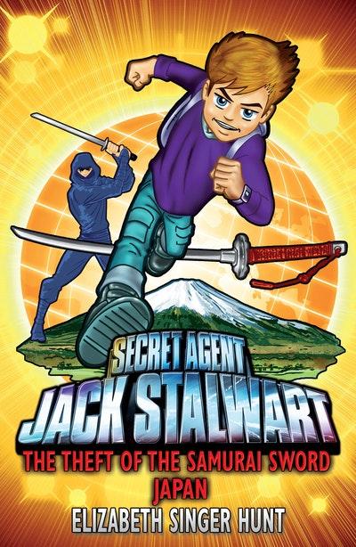 Jack Stalwart: The Theft of the Samurai Sword