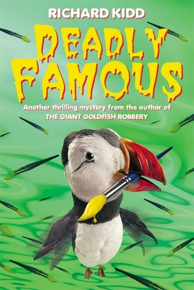 Deadly Famous By Richard Kidd Penguin Books Australia border=