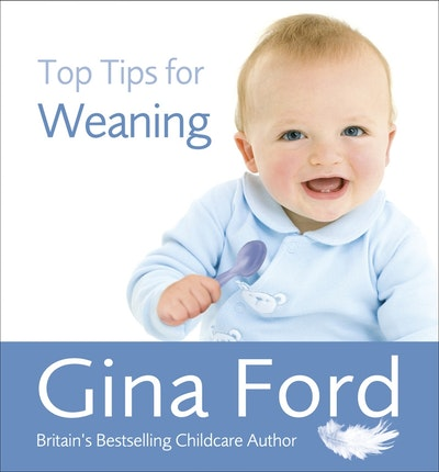 Top Tips for Weaning