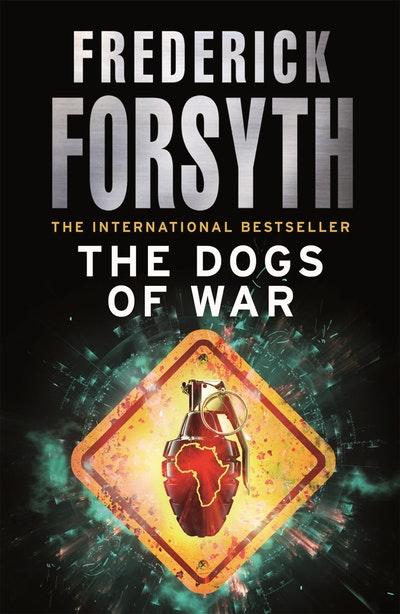 ผลการค้นหารูปภาพสำหรับ the dogs of war frederick forsyth