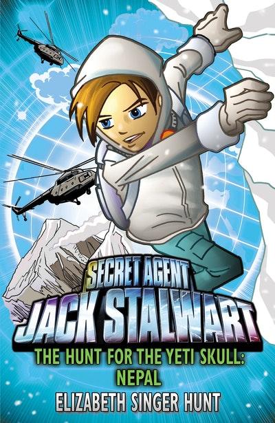 Jack Stalwart: The Hunt for the Yeti Skull