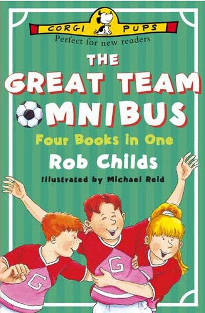 The Great Team Omnibus