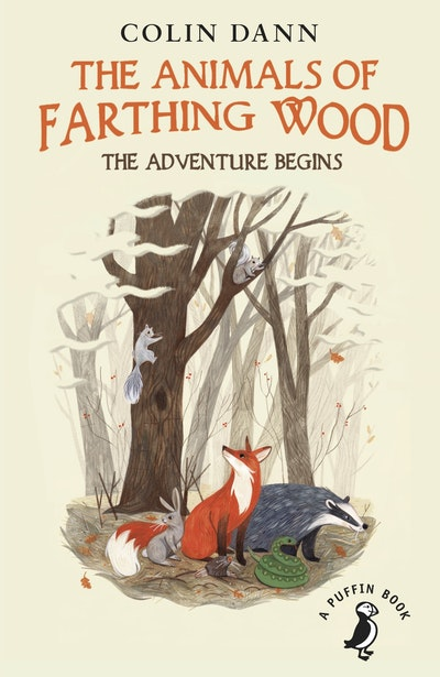 Farthing Wood - The Adventure Begins