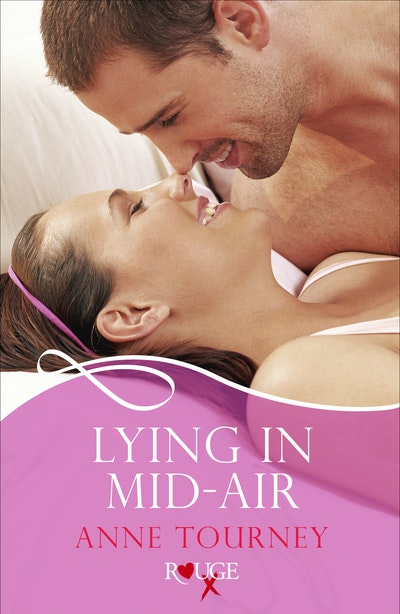 Lying in Mid-Air: A Rouge Erotic Romance