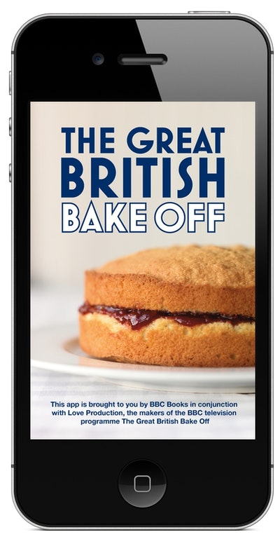 The Great British Bake Off App