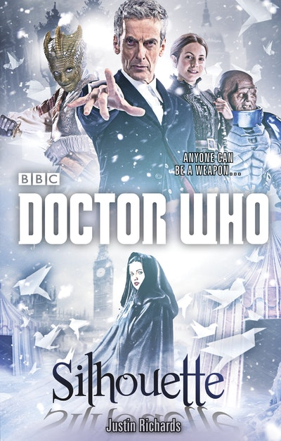 Doctor Who: Silhouette (12th Doctor novel)