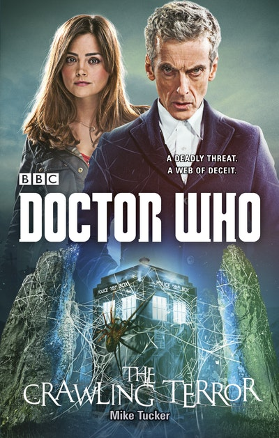 Doctor Who: The Crawling Terror (12th Doctor novel)