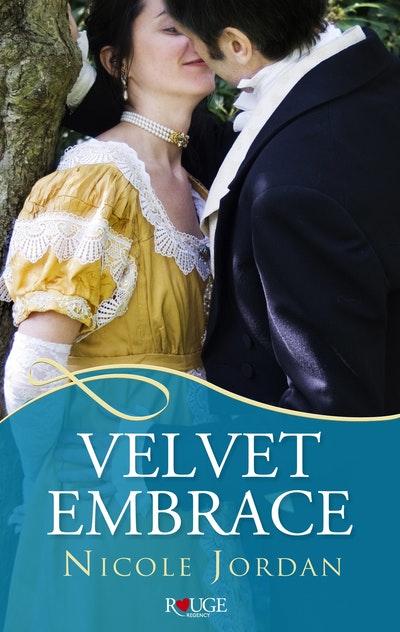 Velvet Embrace: A Rouge Regency Romance