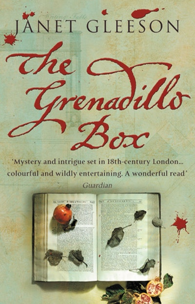 The Grenadillo Box