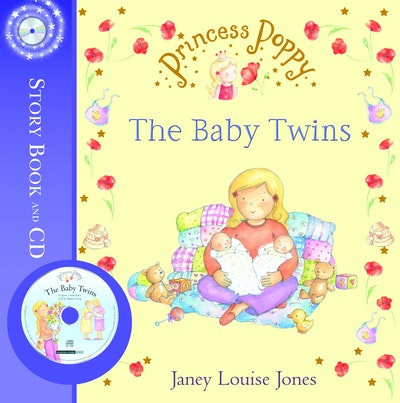 The Princess Poppy: Baby Twins