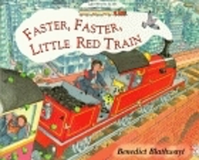 The Little Red Train: The Runaway Train by Benedict