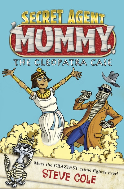 Secret Agent Mummy: The Cleopatra Case