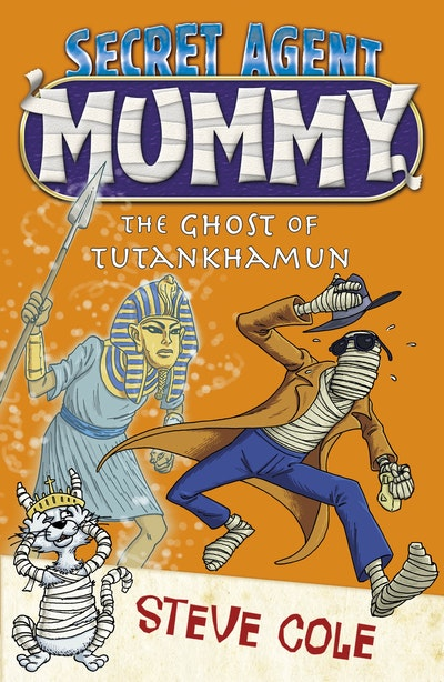 Secret Agent Mummy: The Ghost of Tutankhamun