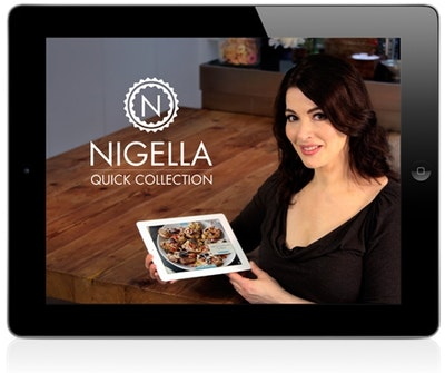 Nigella Quick Collection for iPad