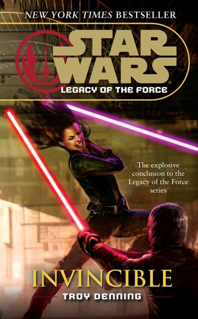 Star Wars: Legacy of the Force IX - Invincible