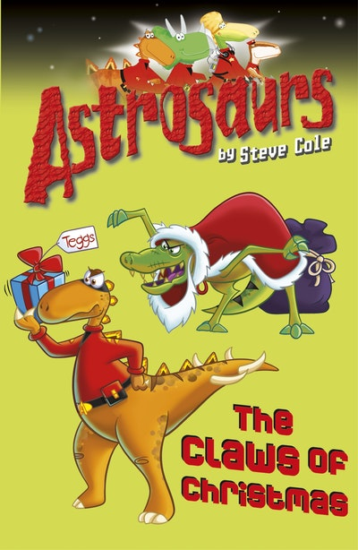 The Astrosaurs 11: Claws of Christmas