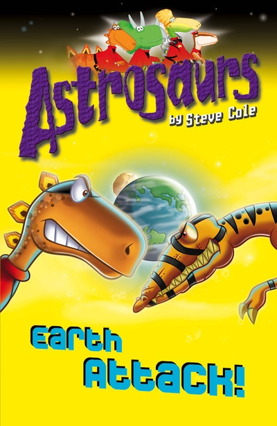 Astrosaurs 20: Earth Attack!
