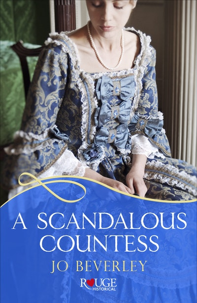 A Scandalous Countess: A Rouge Historical Romance