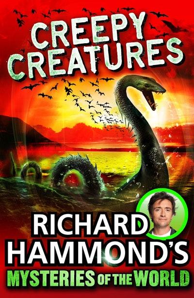 Richard Hammond's Mysteries of the World: Creepy Creatures