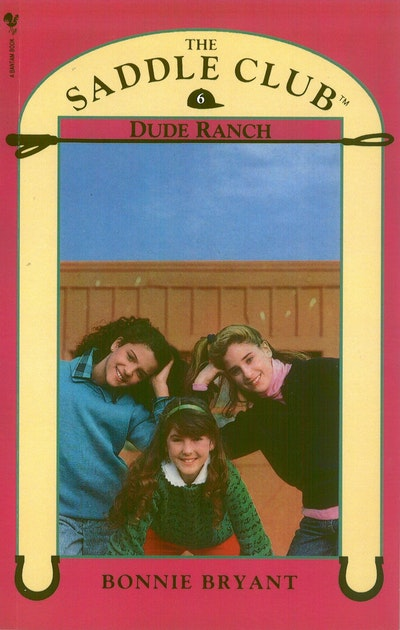 Saddle Club Book 6: Dude Ranch