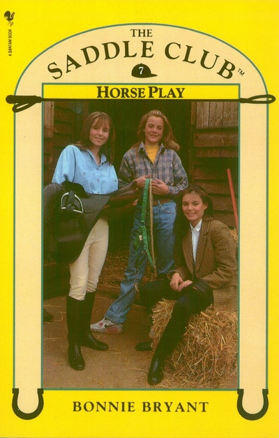 Saddle Club Book 7: Horse Play
