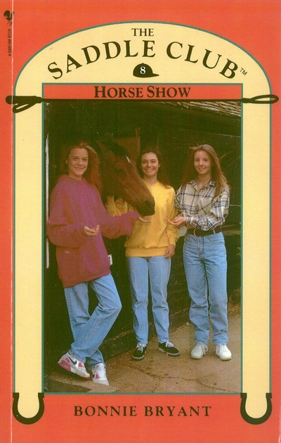 Saddle Club Book 8: Horse Show