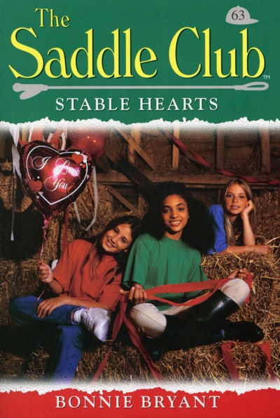 Saddle Club 63: Stable Hearts