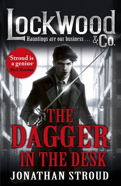 Lockwood & Co: The Dagger in the Desk