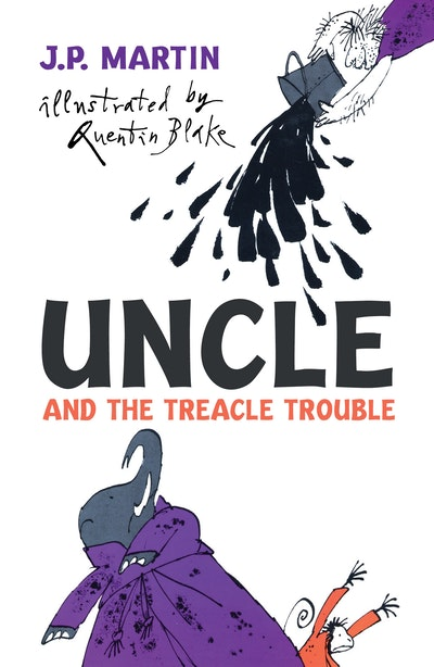 Uncle And The Treacle Trouble