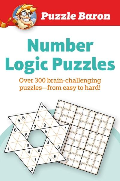 Puzzle Baron Number Logic Puzzle