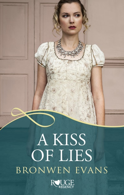 A Kiss of Lies: A Rouge Regency Romance