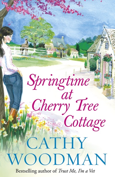 Springtime at Cherry Tree Cottage