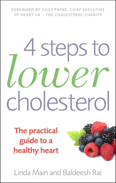 4 Steps to Lower Cholesterol