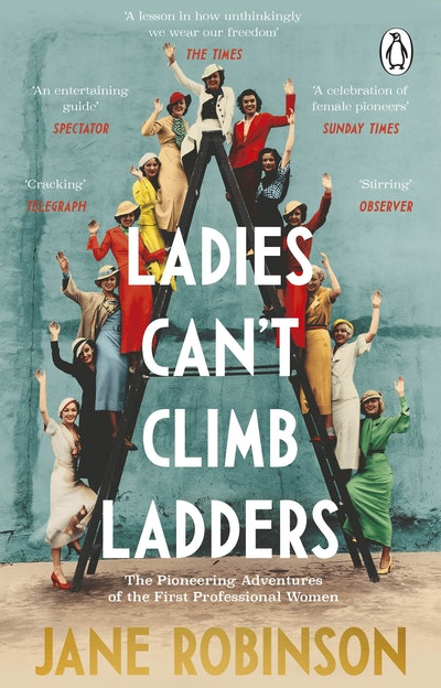Ladies Can't Climb Ladders