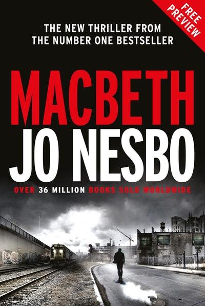 New Jo Nesbo Thriller