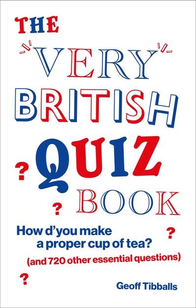 The Very British Quiz Book