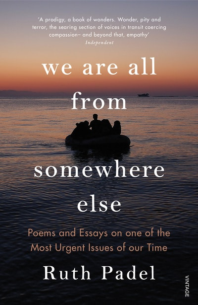 We Are All From Somewhere Else