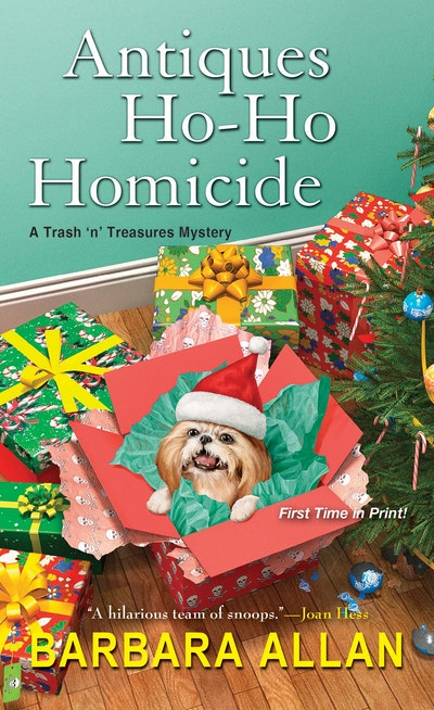 Antiques Ho-Ho-Homicides