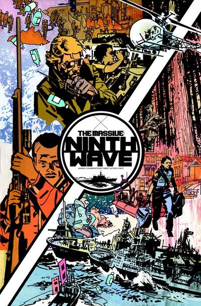 The Massive Ninth Wave Volume 1