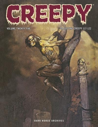 Creepy Archives Volume 25