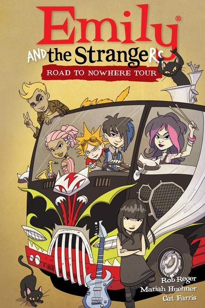 Emily And The Strangers Volume 3 Road To Nowhere Tour