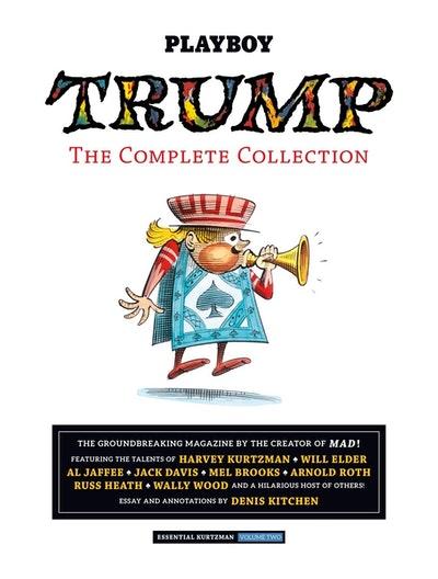 Trump The Complete Collection- Essential Kurtzman Volume 2